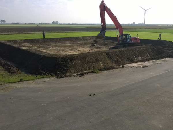 mestzak-ontgraven